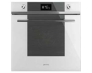 Smeg Linea SF6102TVBG White A+ Multifunction Oven (5 Year Warranty) £624.00 Delivered using code @ eBay / Crampton & Moore