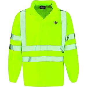 Dickies High Visibility Lightweight Jacket Yellow Extra Large £1 In-Store @ Wickes