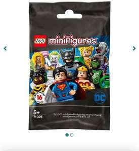 Lego Super Heroes DC Series Minifgures Mystery Bags 71026 £1.75 @ Jarrold (Free Limited C&C / £3.5 Delivery)