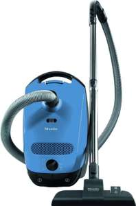 reduced price Miele Vacuum Cleaners @ Miele Abingdon outlet - E.G Classic C1 Junior Tech blue £99