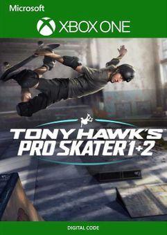 [Xbox One] Tony Hawks Pro Skater 1 & 2 (Digital) - £32.99 @ CDKeys