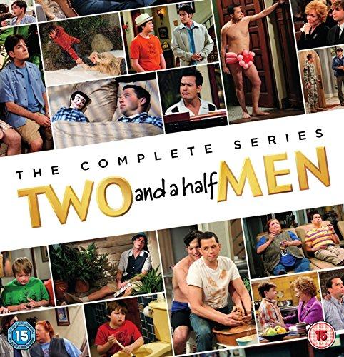 'Two And A Half Men' Seasons 1-12 DVD Box Set £41.99 @ Amazon