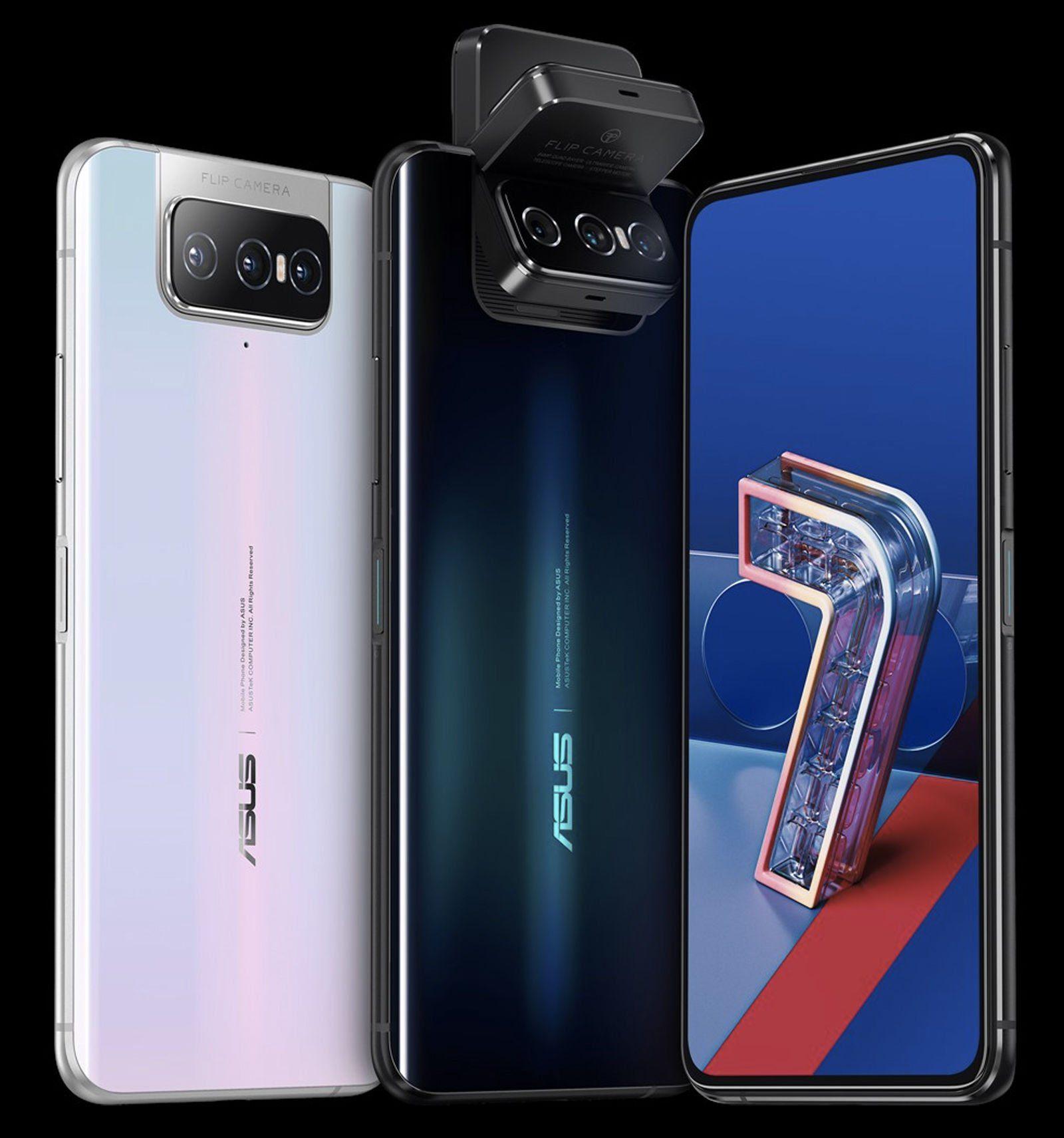 Asus Zenfone 7 Smartphone 8GB 128GB 90hz AMOLED 5000mAh 5G - £688.90 / Pro £785.90 @ Alternate