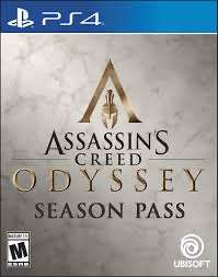 Assassins Creed Odyssey Season Pass PS4 Game (£14.18 with ShopTo credit) £16.49 @ PSN