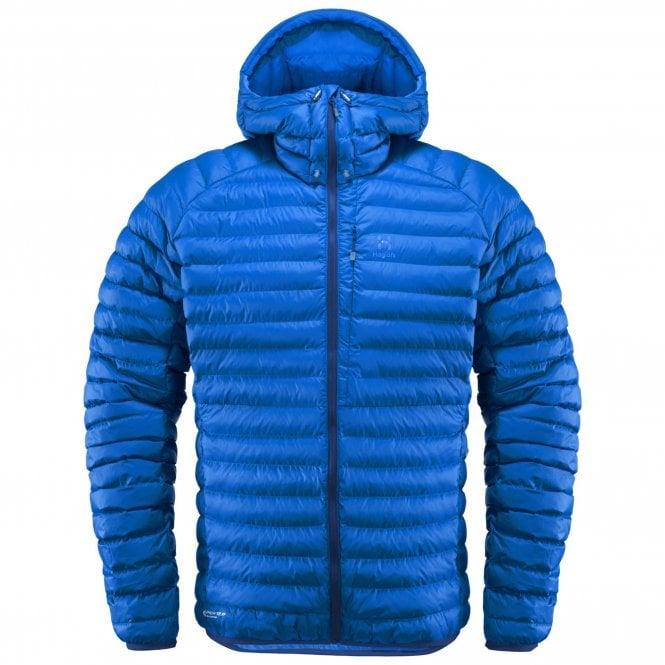 Haglofs Mens Essens Mimic Hooded Jacket Small only £79.99 @ Gaynor Sports