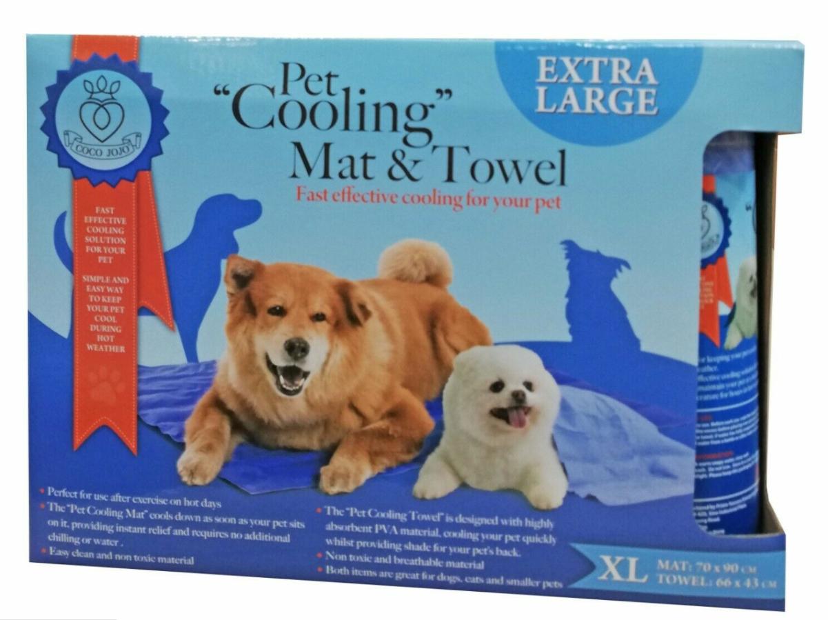 Coco Jojo Pet Cooling Mat £5.96 Costco Liverpool
