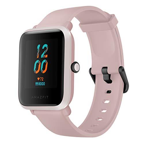 Amazfit Bip S Fitness Smartwatch, 40 Day Battery Life (Pink/ White / Orange) £58.65 @ Amazon