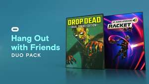 """Hang out with friends"" Duo Pack - £18.39 @ Oculus Quest store"