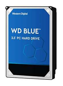 WD WD10EZEX 1 TB PC Hard Drive - Blue - £33.96 Dispatched from and sold by Majestic Texts @ Amazon