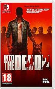 Into the Dead 2 (Nintendo Switch Game) £12.76 with code @ The Game Collection eBay