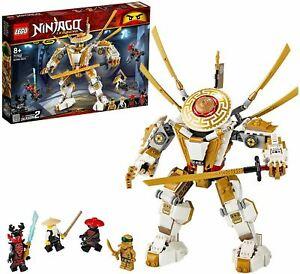 LegoNinjago71702 LegacyGoldenMechActionFigwithLloyd,Wu& GeneralKozu - £24.95 @ eBay / velocity_electronics