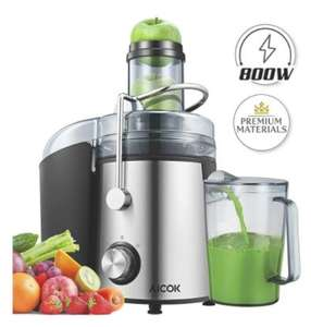 Juicer AICOK 75MM Wide Mouth Juicer Machine £45.04 at Sold by H-Sense and Fulfilled by Amazon