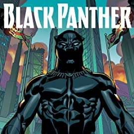 Free Black Panther Digital Comics at Comixology