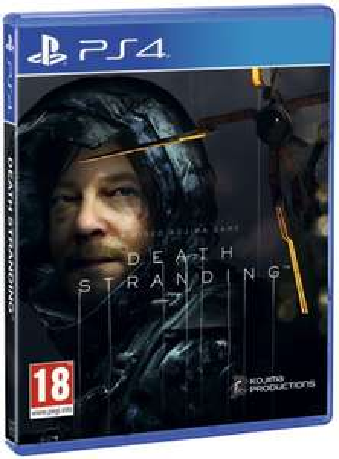 Death Stranding PS4 for £18.85 (Prime) / £21.84 (NonPrime) Delivered @ Amazon