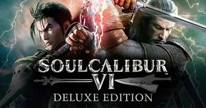 SOULCALIBUR VI Deluxe Edition PC Game £16.66 at indiegala