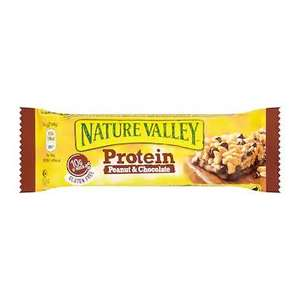 Nature Valley Protein Peanut & Chocolate bars - 29p each or 5 for £1 instore @ Farmfoods, Doncaster