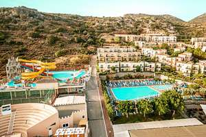 The Village Resort & Waterpark Hersonissos, Heraklion Greece 2 people 10 - 22 Sep All Inclusive (No Flights) £305 inc. resort fees @ Tui