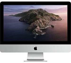 "APPLE iMac 4K 21.5"" (2019) - Intel Core i5 1 TB Fusion Currys ebay for £1249.98"