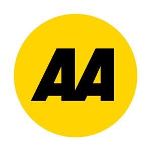 AA breakdown vehicle cover from £39 (includes £20 Boots or M&S giftcard)