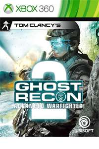 Ghost Recon Advanced Warfighter 2 £1.24 / Ghost Recon Future Soldier £3.22 / Rainbow Six Vegas 2 £2.11 [Xbox One / 360] @ Xbox Store Hungary