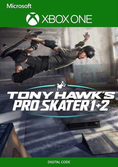 Tony Hawk's Pro Skater 1 + 2 (Xbox One US) £28.99 @ CDKeys