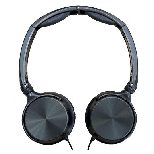 Tesco Technika Foldable Overhead Wired Blue Headphones - £2.50 @ Tesco