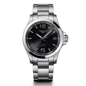 Longines Conquest VHP mens watch £663 delivered @ Beaverbrooks