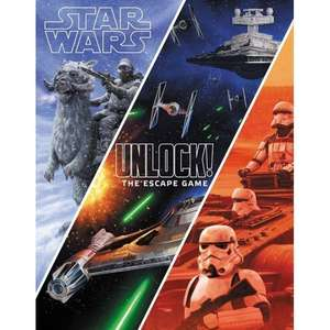 Star Wars Unlock! Board Game £27.95 with code @ Chaos Cards