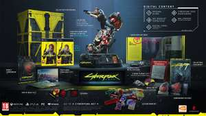 Cyberpunk 2077 Collector's Edition with postcards £249.99 - GAME Exclusive(PlayStation 4)