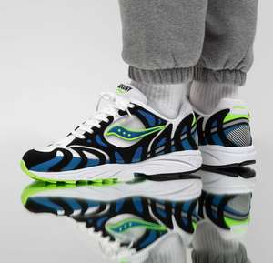 Bodega x Saucony Grid Azura 2000 Trainers Now £30 sizes 7 up to 11 Free click & collect or £3.50 delivery @ Offspring