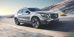 Mercedes Benz GLA 200 AMG Line Edition Plus 5dr Auto [2020] £266.54pm x 48 Months with £2398.90 initial - Total £15,192.82 @ Select Leasing