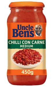 Uncle Bens Chilli, Curry or Sweet and Sour two Jars for £1 @ Lidl Ormskirk