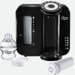 Tommie Tippee Perfect Prep Machine - £63.99 with code @ Tommee Tippee
