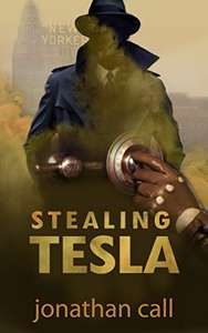 Stealing Tesla by Jonathan Call. 5 out of 5 rating. War time thriller - Free Kindle eBook @ Amazon