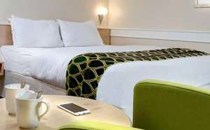Hotel Room for 2, with Breakfast and tickets to Twycross Zoo, staying at the Best Western Appleby £55.20, using code (new account) @ Groupon