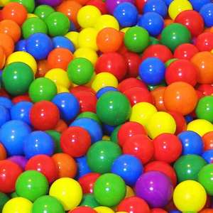 Mochtoys 100 ball pit balls only £1.50 at Tesco instore