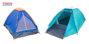 2 Person Double Layer Tent reduced to clear was £40 now £10 and Single Layer was £30 now £6 @ Tesco (Rutherglen)