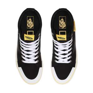 Vans X National Geographic Sk8-Hi Reissue 138 Trainers £33.75 With Code & Free Delivery at Vans Shop