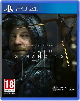 Death Stranding (PS4) USED- Good - £15.99 Delivered @ boomerangrentals/eBay