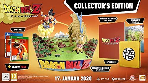 Dragonball Z Kakarot Collectors Edition (PS4) Used Very Good - £73.06 @ Amazon Warehouse