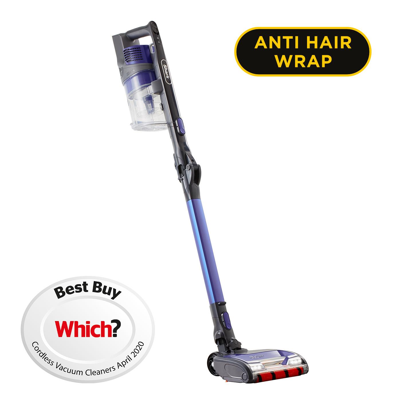 Shark Anti Hair Wrap Cordless Stick Vacuum Cleaner with Flexology [Twin Battery] IZ251UK - £314.99 @ Shark