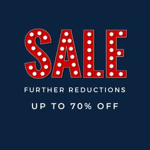 Up to 70% Of Sale + Extra 10% Off with code + Free delivery on £35 spend (otherwise £2.95) + Free Returns @ Original Penguin