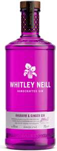 Whitley Neill Rhubarb & Ginger Gin, 70 cl £20 (£18 S&S) @ Amazon