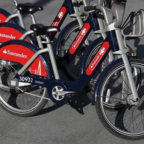 Santander free cycle hire - 22nd September with code (World Car Free day) // 25% off Santander cycle annual membership @ TFL
