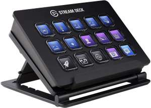 Elgato Stream Deck (15 key version) £135 Delivered using code @ Currys / PC World