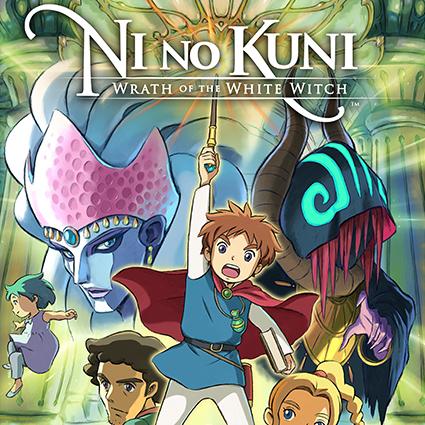 Ni No Kuni: Wrath of the White Witch [Nintendo Switch Game] - £11.21 / Dragonball FighterZ £7.30 @ Nintendo eShop US