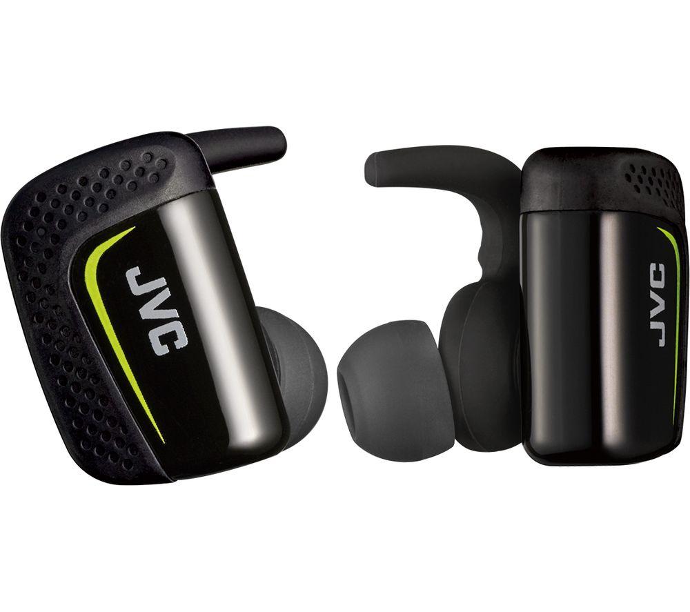 JVCHA-ET90BT-BE Wireless Bluetooth Headphones - Black - £49.97 @ Currys PC World