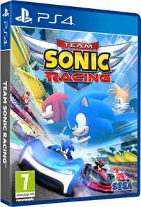 Team Sonic Racing (PS4) for £14.75 delivered @ Amazon (sold by Popitinthepost)
