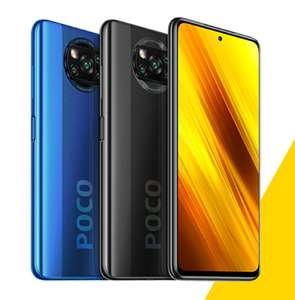 New Xiaomi POCO X3 NFC 6GB Ram/128GB Storage Global Version Smartphone £191.61 using code @ AliExpress Deals / Xiaomi Official Store
