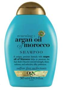 OGX Shampoo, Conditioner £3.49 @ Boots £1.50 click and collect